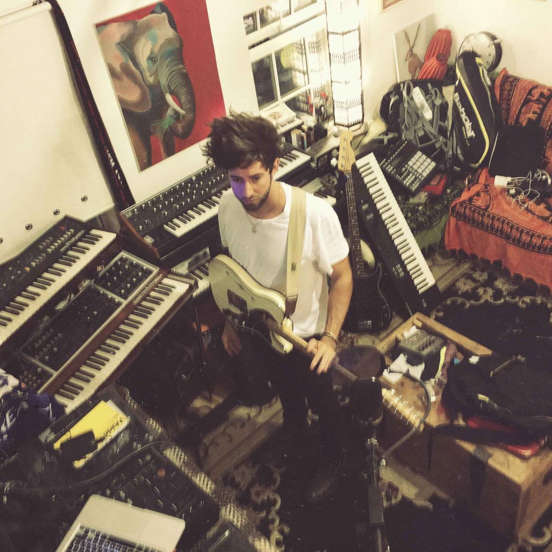 bruno major recording