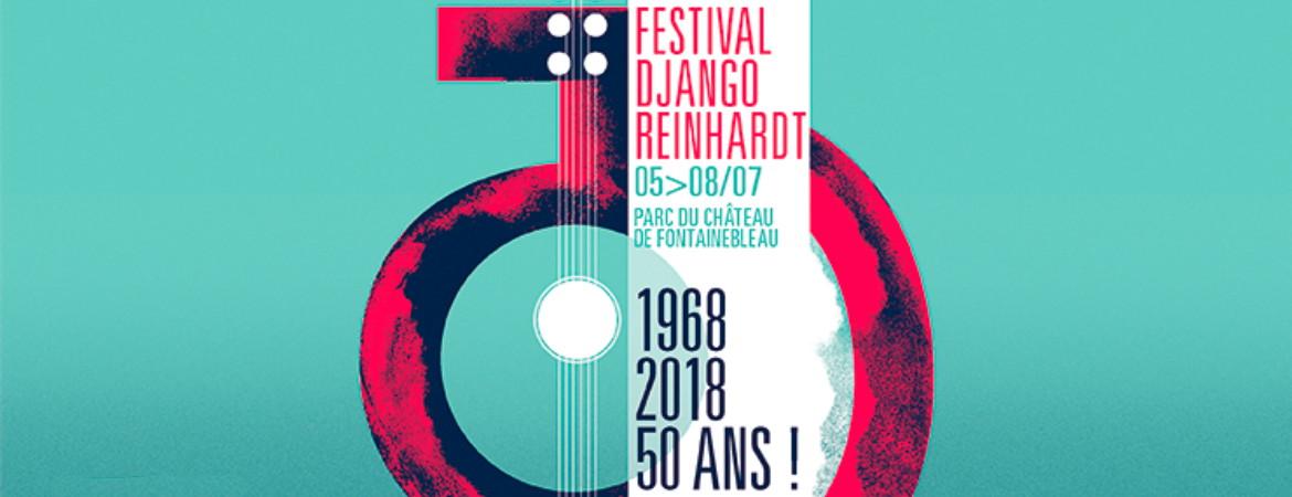 cinquantième festival django reinhardt fontainebleau