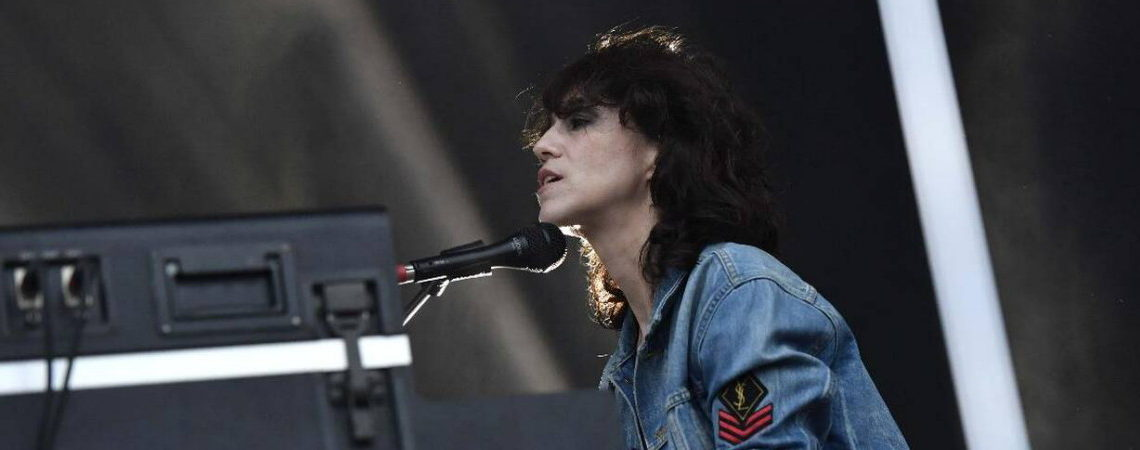 charlotte gainsbourg festival art rock 2019