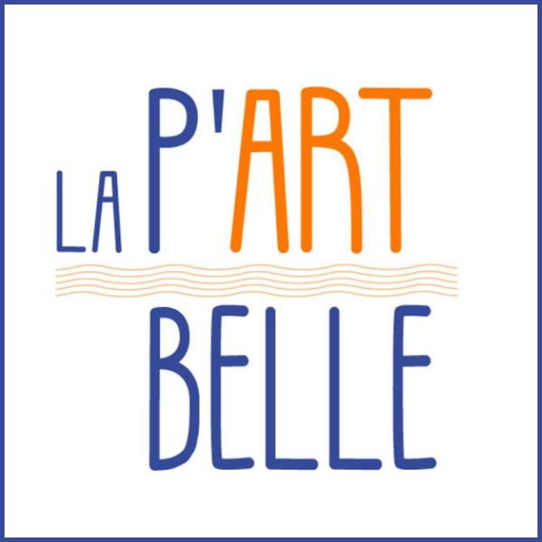 p'art belle festival logo