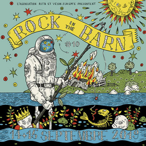 rock in the barn jeu 2019 festival